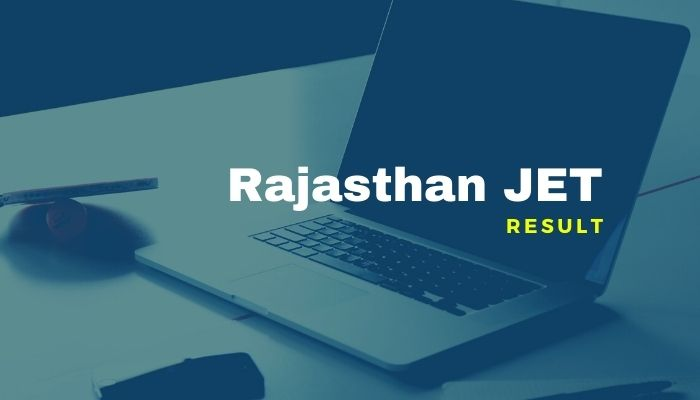 Rajasthan JET Result 2020 AU Kota Agriculture Merit List, Cutoff 1st 2nd Allotment Result